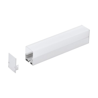 Profil aplicat banda LED, 1m EGLO 99006