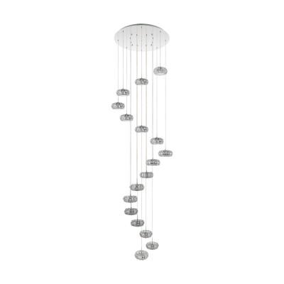 Lustra cristal EGLO CORLIANO 1 39546