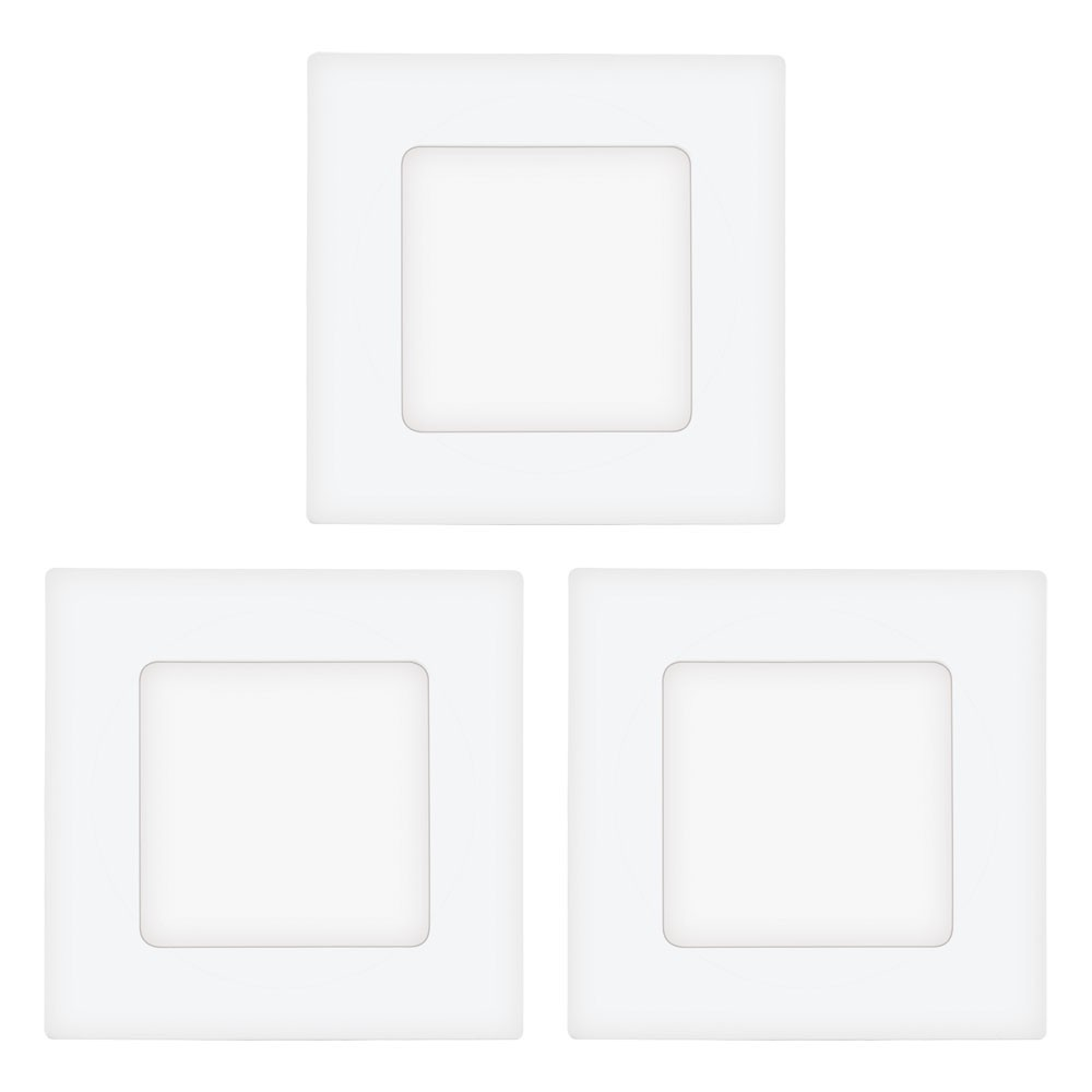 Set 3 spoturi incastrate EGLO FUEVA 1 94733