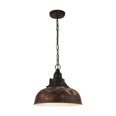 Pendul vintage EGLO GRANTHAM 1 49819