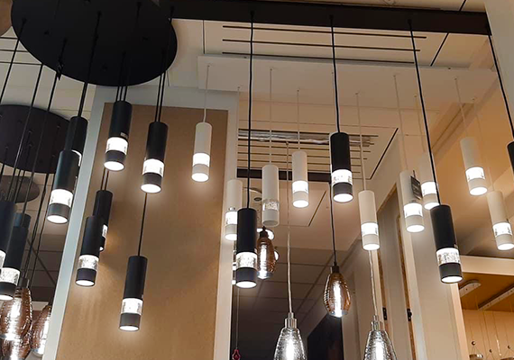 Magazin corpuri iluminat ARMEDA HOME în Galați