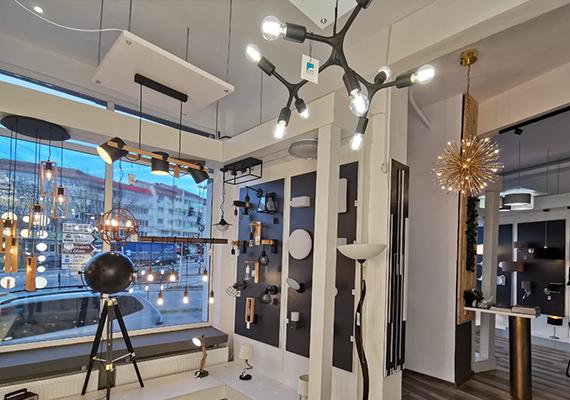 Magazin corpuri iluminat MARY-MARY în Slatina