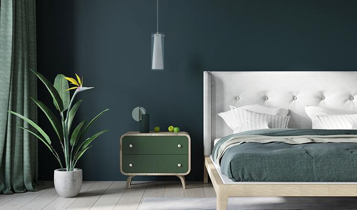 Cum să faci din dormitorul tău o cameră eficientă și estetică
